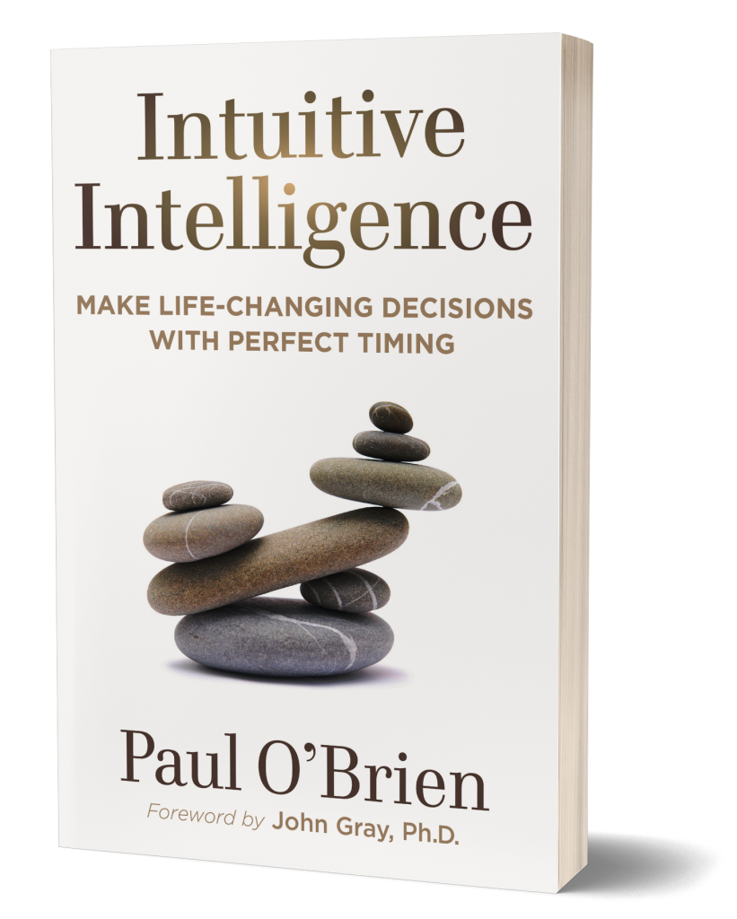Intuitive Intelligence book cover